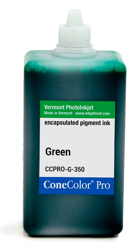 [CCPRO-G-350] ConeColor Pro ink, 350ml, Green