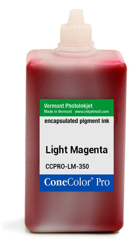 ConeColor Pro ink, 350ml, Light Magenta