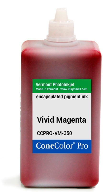 ConeColor Pro ink, 350ml, Vivid Magenta