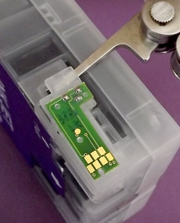 Control Chip for 3800, 3880-Y Refillable Cart