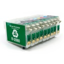 [RCS-R2880-SH-SET9NS] Refillable cartridge - Epson R2880 - Set 9