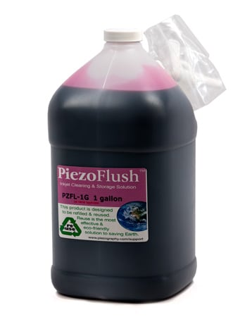 [PZFL-1G] PiezoFlush® Solution, 1 Gallon (3875ml)