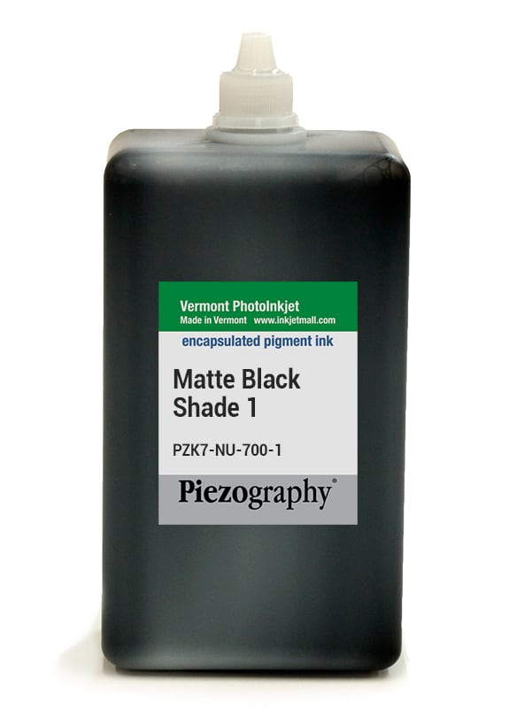 [PZK7-NU-700-1] Piezography, 700ml, Shade 1 Matte Black