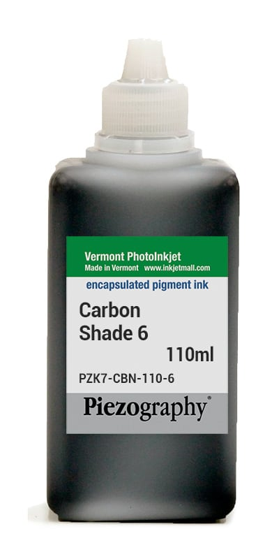 [PZK7-CBN-110-6] Piezography, Carbon Tone, 110ml, Shade 6