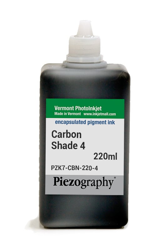 [PZK7-CBN-220-4] Piezography, Carbon Tone, 220ml, Shade 4