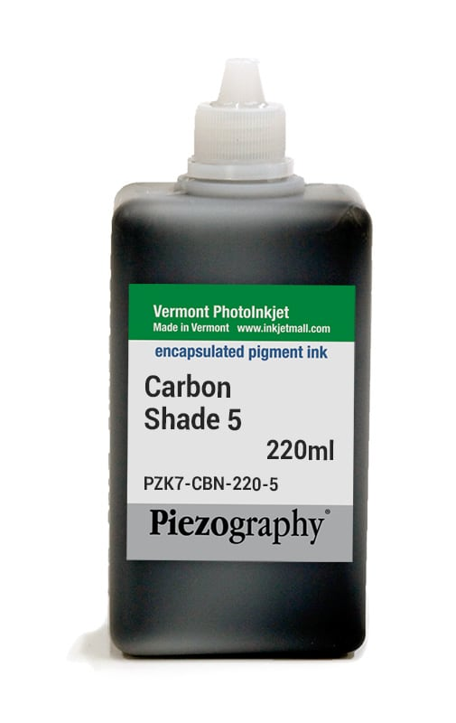 [PZK7-CBN-220-5] Piezography, Carbon Tone, 220ml, Shade 5