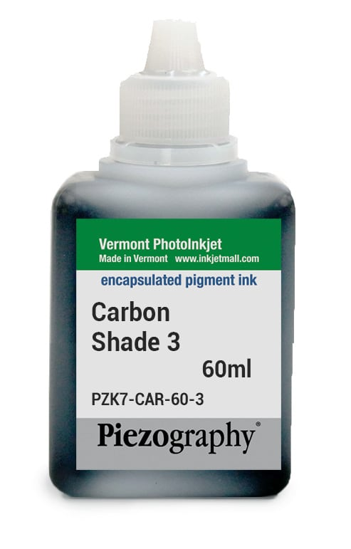 [PZK7-CBN-60-3] Piezography, Carbon Tone, 60ml, Shade 3