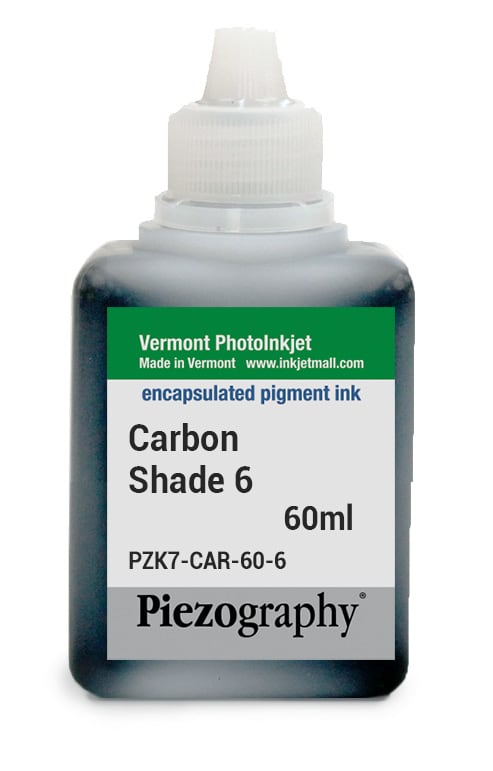 [PZK7-CBN-60-6] Piezography, Carbon Tone, 60ml, Shade 6