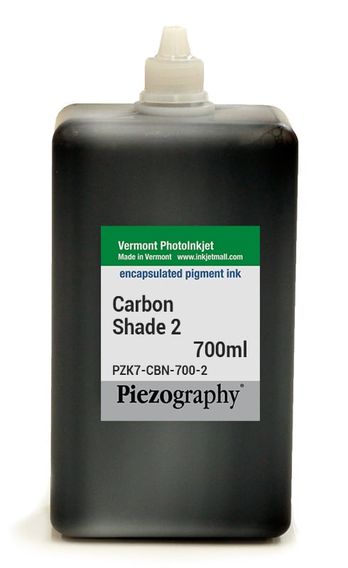 [PZK7-CBN-700-2] Piezography, Carbon Tone, 700ml, Shade 2