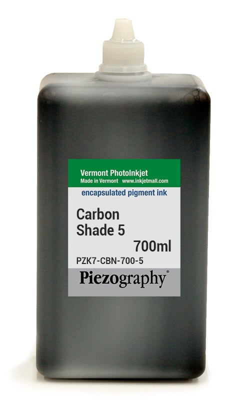 [PZK7-CBN-700-5] Piezography, Carbon Tone, 700ml, Shade 5