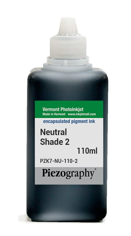 [PZK7-NU-110-2] Piezography, Neutral Tone, 110ml, Shade 2