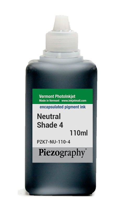 [PZK7-NU-110-4] Piezography, Neutral Tone, 110ml, Shade 4