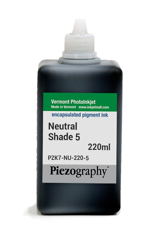 [PZK7-NU-220-5] Piezography, Neutral Tone, 220ml, Shade 5