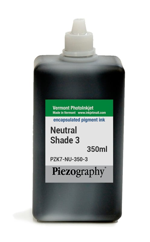 [PZK7-NU-350-3] Piezography, Neutral Tone, 350ml, Shade 3