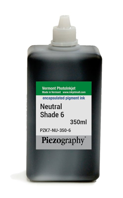 [PZK7-NU-350-6] Piezography, Neutral Tone, 350ml, Shade 6