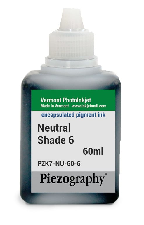 [PZK7-NU-60-6] Piezography, Neutral Tone, 60ml, Shade 6