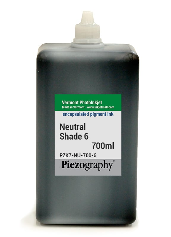 [PZK7-NU-700-6] Piezography, Neutral Tone, 700ml, Shade 6