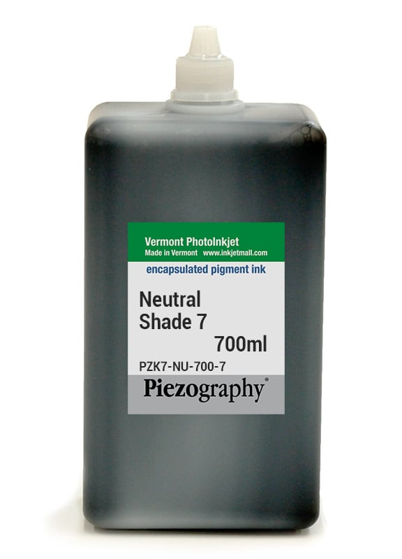 [PZK7-NU-700-7] Piezography, Neutral Tone, 700ml, Shade 7