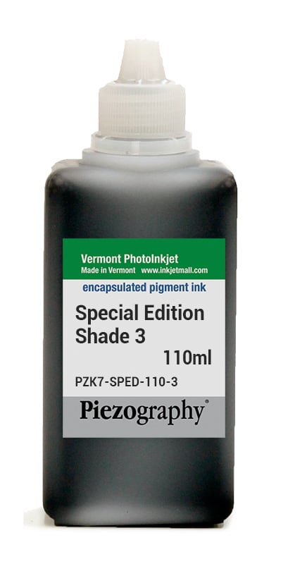 [PZK7-SPED-110-3] Piezography, Special Edition Tone, 110ml, Shade 3