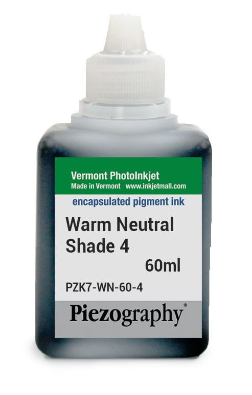 [PZK7-WN-60-4] Piezography, Warm Neutral Tone, 60ml, Shade 4
