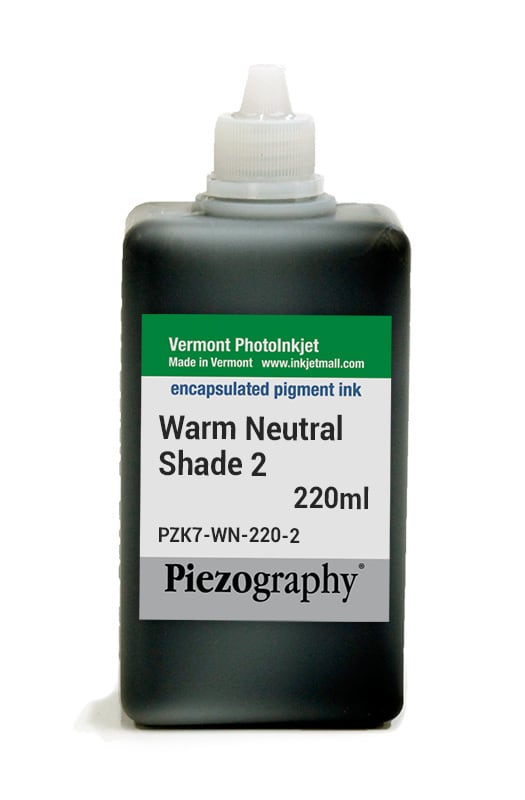 [PZK7-WN-220-2] Piezography, Warm Neutral Tone, 220ml, Shade 2