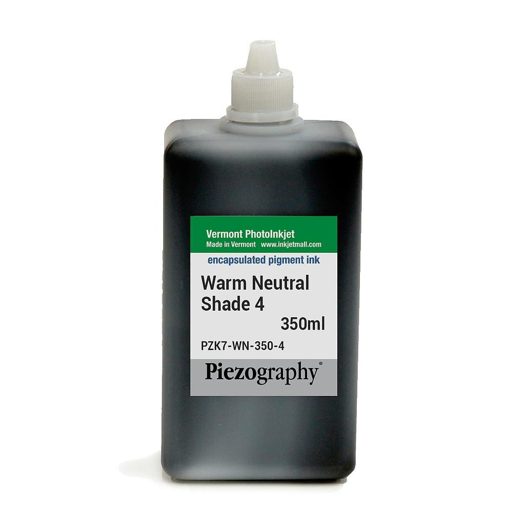 [PZK7-WN-350-4] Piezography, Warm Neutral Tone, 350ml, Shade 4