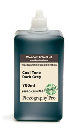 Piezography Pro, Cool Tone, Dark Grey, 700ml