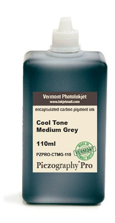 [PZPRO-CT-MG-110] Piezography Pro, Cool Tone, Medium Grey, 110ml