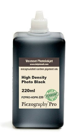 [PZPRO-HDPK-220] Piezography, High Density Photo Black, 220ml