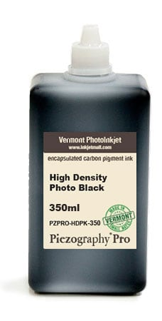 [PZPRO-HDPK-350] Piezography, High Density Photo Black, 350ml