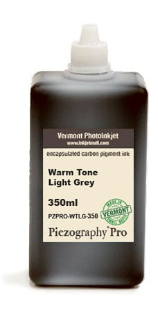 Piezography Pro, Warm Tone, Light Grey, 350ml