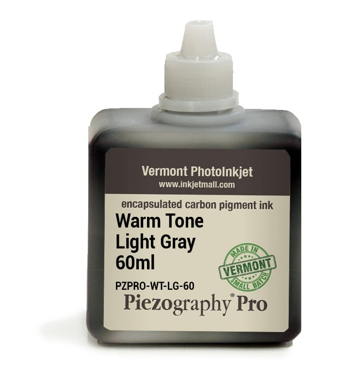 [PZPRO-WT-LG-60] Piezography Pro, Warm Tone, Light Grey, 60ml