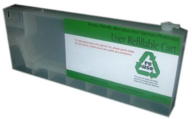 [RCS-4800-PK] ReUsable Cart with Reset chip - 4800 - Photo Black
