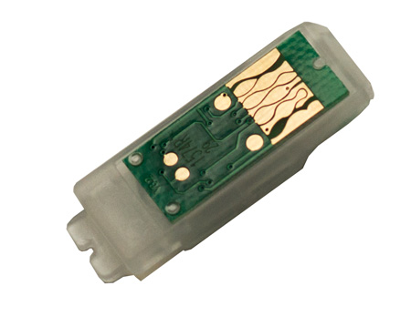 Spare Auto-Reset Chip for our R3000 cart - Light Light Black