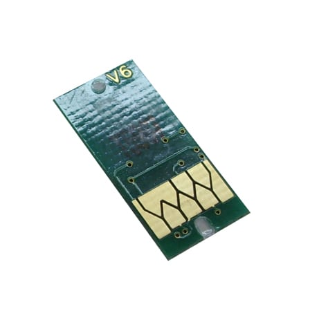 [CHIP-X9XX-350-ASMB-LLK] Spare Reset Chip for our 7890, 9890, 7900, 9900 cart - Light Light Black