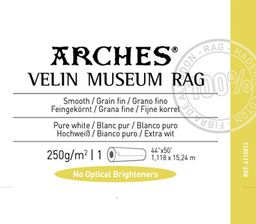 Inkjet Media / Canson Arches Velin Museum Rag
