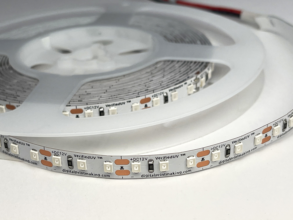 Historical Process / UV high output strip lights