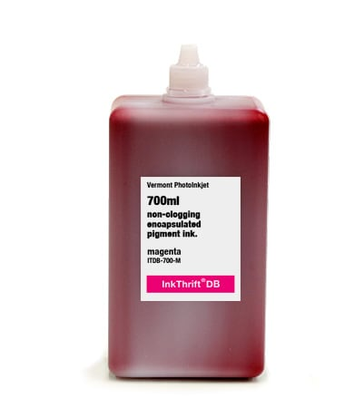 [ITDB-700-M] InkThrift DB Pigment ink, 700ml, Magenta