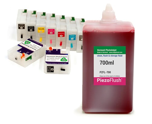 [PZFK-3880-700] PiezoFlush® kit for Epson 3880 printers