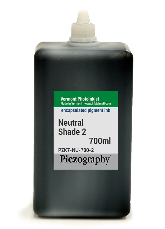 [PZK7-NU-700-2] Piezography, Neutral Tone, 700ml, Shade 2