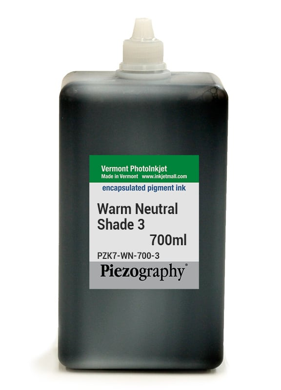 [PZK7-NU-700-3] Piezography, Neutral Tone, 700ml, Shade 3