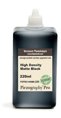 [PZPRO-HDMK-220] Piezography, UltraHD™ Matte Black, 220ml