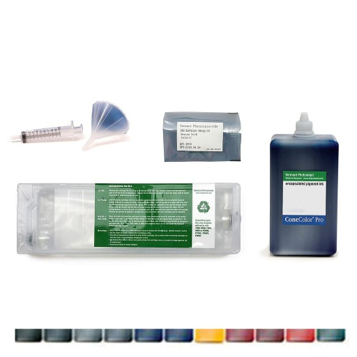 Single Color Combo Sets for SureColor P6000, P7000, P8000, and P9000 Printers, 350mL or 700mL, All Colors
