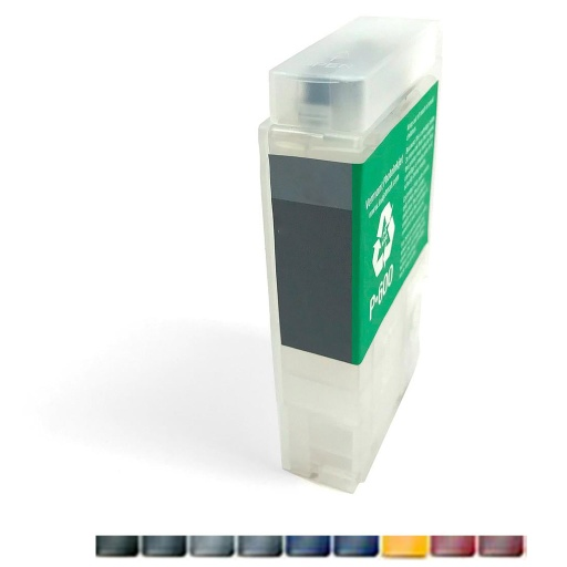 Individual Refillable Cartridges for the Epson SureColor P600, All Colors
